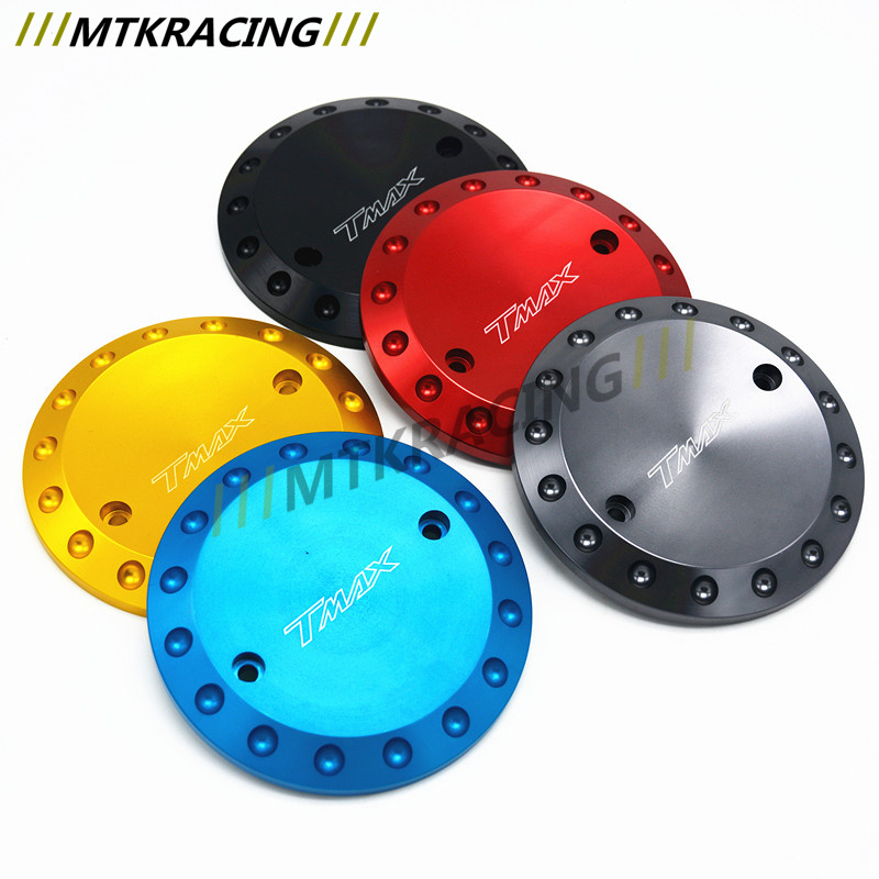 MTKRACING Free delivery Accessories Engine Stator Cover CNC Engine Protective Cover Protector For YAMAHA TMAX 500 TMAX 530<br>
