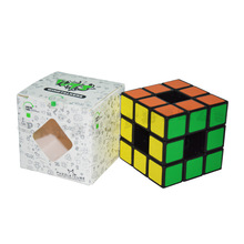 New High-quality LanLan 3x3x3 Magic Cubes 57mm Speed Puzzle Cubes Smooth Sticker Cube Educational Toys for Children magic square