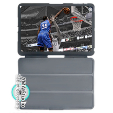 KD Kevin Durant Basketball Club Folio Cover Case For Apple iPad Mini 1 2 3 4 Air Pro 9.7 10.5 12.9 2016 2017 a1822 New(China)