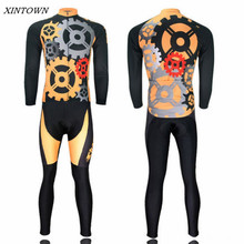 Buy XINTOWN Cycling Jersey Men Bicycle Clothing Long Sleeve Gear Jersey Winter Breathable Cycling Bike Team Cycling Clothing CC0123 for $37.04 in AliExpress store