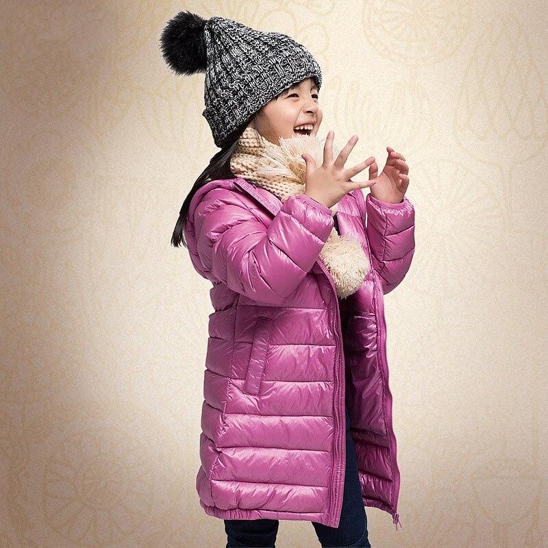 2017 brand childrens wear thin boy girl warm down coat 110-150 Free shippingОдежда и ак�е��уары<br><br><br>Aliexpress