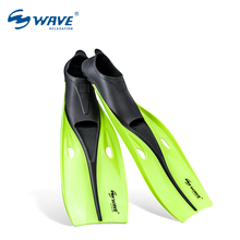 Swimming Fins Snorkeling Flipper for adult Diving Flippers Silicone Portable Comfortable Diving Snorkel Equipment Size S M L XL(China)