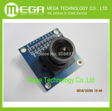 Free Shipping OV7670 camera module Supports VGA CIF auto exposure control display active size 640X480