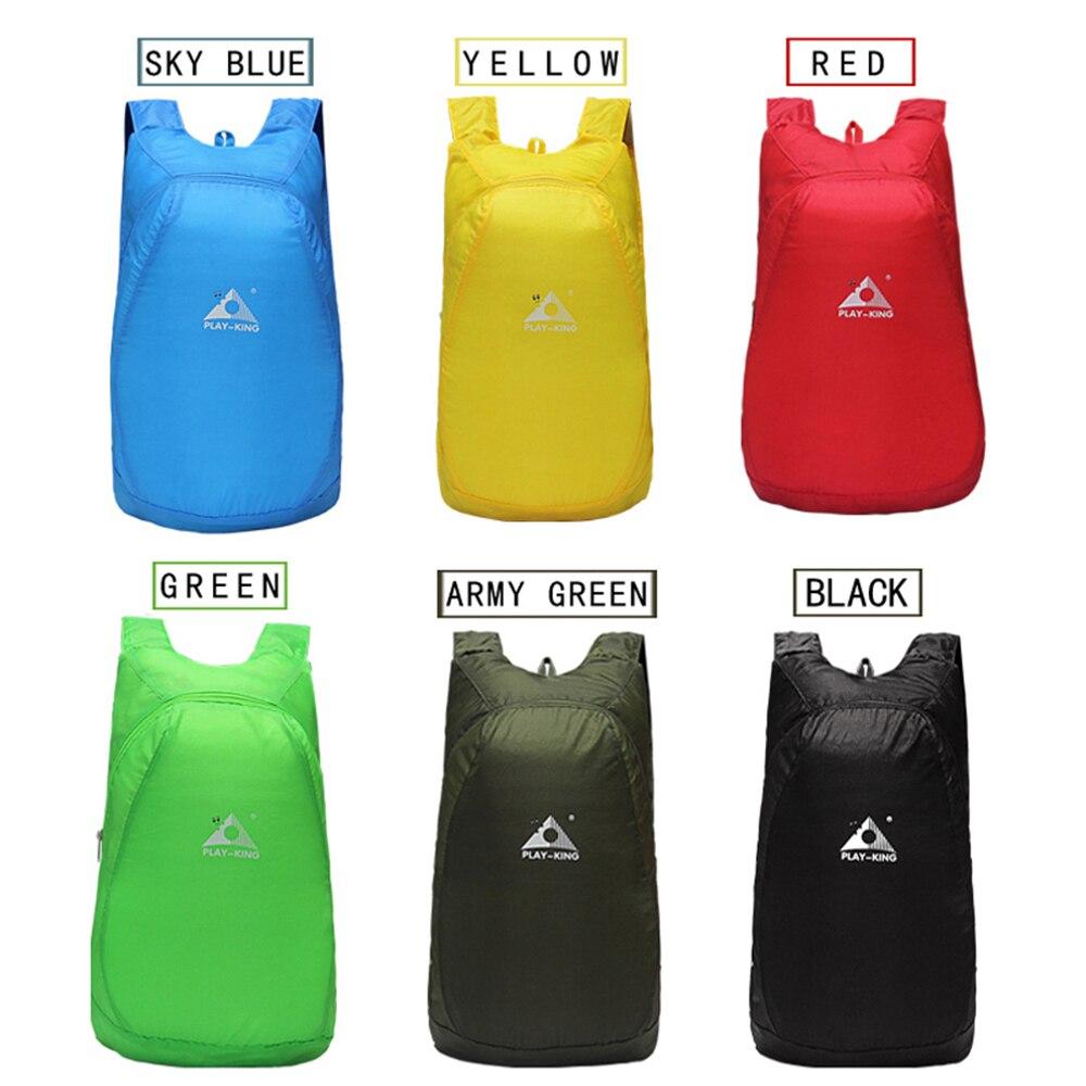 Foldable Waterproof Lightweight Backpack 6