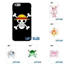 For Huawei G7 G8 P8 P9 Lite Honor 5X 5C 6X Mate 7 8 9 Y3 Y5 Y6 II One Piece jolly roger Silicon Soft Phone Case Cover(China)