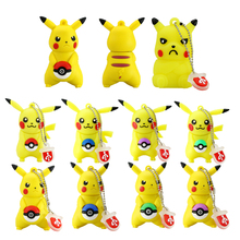 New arrive cartoon pen drive Pokemon Pikachu gift pen drive 8gb 16gb 32gb 64gb keychain cartoon Pikachu usb flash drive pendrive