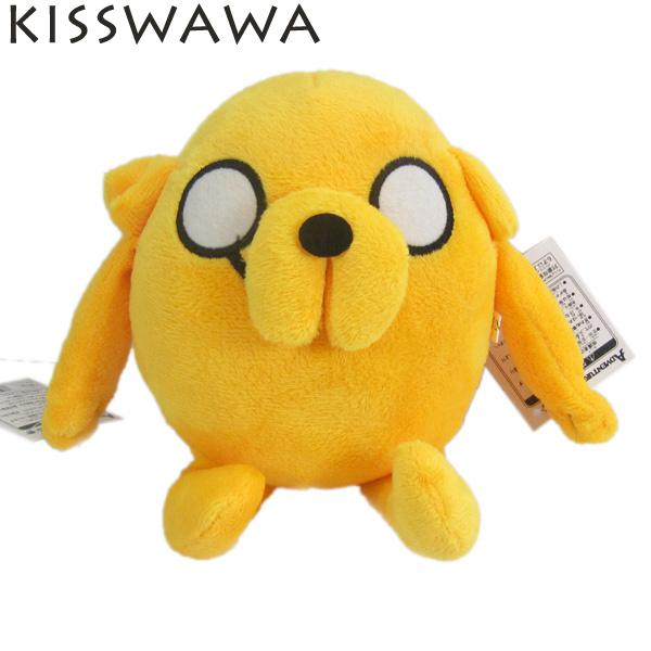 KISSWAWA Free shipping Adventure Time Toy Jake Plush 70 cm  large soft toys for children<br>