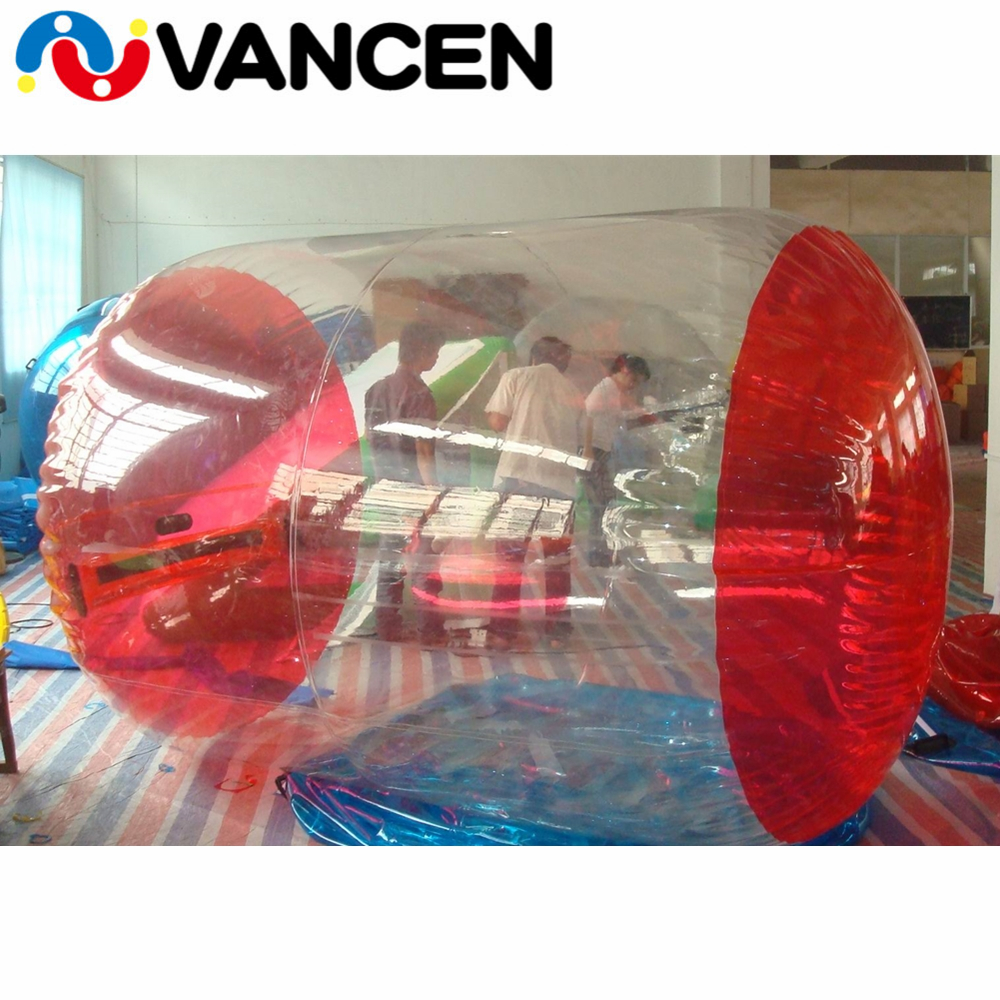 inflatable rolling ball07