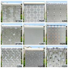 Wide 45cm*Long 100cm Privacy Decorative Window Film Frosted Opaque Glass Window Sticker Water Transfer Film For Aqua Print