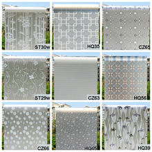 Wide 45cm*Long 100cm Privacy Decorative Window Film Frosted Opaque Glass Window Sticker Water Transfer Film For Aqua Print(China)
