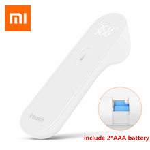 Xiaomi Mi Home iHealth Thermometer Baby Electronic LED Digital Display Body Health Detector German Heimann Sensor Infrared(China)