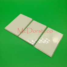 10 pcs 0.8mm 13.56mhz IC thin Card fudan Chip Read only Proximity RFID Card Access Control System Card Access Key Only(China)