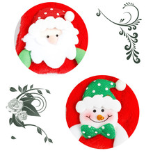 Christmas Soft Neck Wrap Winter Warm scarf accessories Children Adult flannel Scarf Scarves Gift Snowman scarf women #LREO(China)