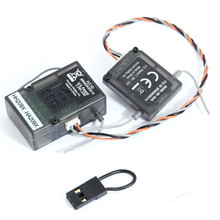 2.4GHz 6CH AR6210 Remote Control Receiver W/ Remote Anteena  for DX6i DX7 DX8 DX9 DX18 rc helicopter airplane Quadcopter