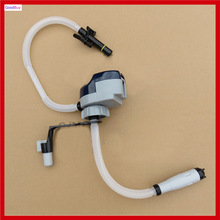 New Portable Battery Powered Car Truck Fuel Oil Diesel Pump Water Liquid Suction Transfer Pump(China)