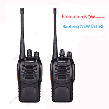 2pcs Walkie Talkie Pair HF Transceiver Handheld Radio Portable Baofeng Bf-888s For HAM CB Radio Station Intercom bf baofeng 888s