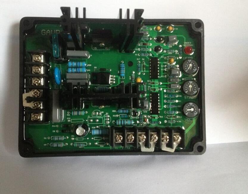 GAVR-20A Universal Brushless Generator Avr 20A Stabilizer Automatic Voltage Regulator<br>