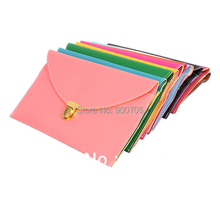 Free shipping 200PCS/Lot 2013 New Womens Envelope Clutch Chain Purse Lady Handbag Hot Products(China)