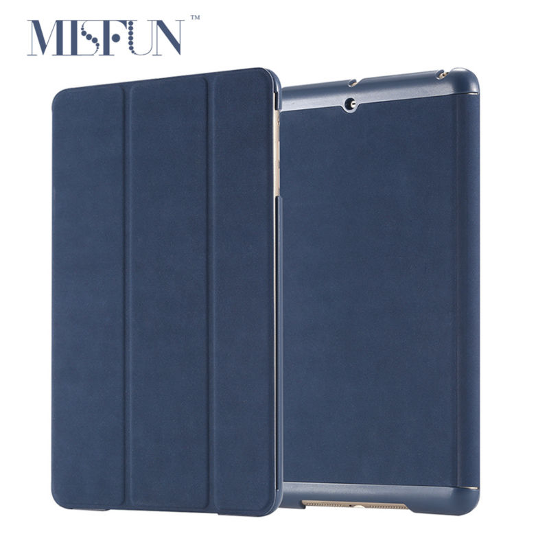 For iPad Pro 9.7 Inch Smart Case Matte Deer Leather Magnetic Cover Ultra-thin Flip Stand For iPad 7 ( Air 3 ) Auto Sleep/Wake Up<br><br>Aliexpress
