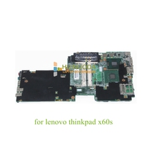 NOKOTION FRU 42T0019 For IBM Lenovo X60s ThinkPad Motherboard System Board 48.4B501.021 L2400 1.66Ghz CPU DDR2(China)