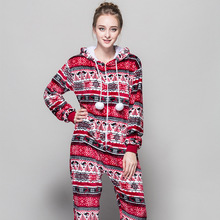 Women Christmas Pajamas Onesie Red Pink Pijamas Selling Best In Chinese Market Online For Teenagers Lady Adults