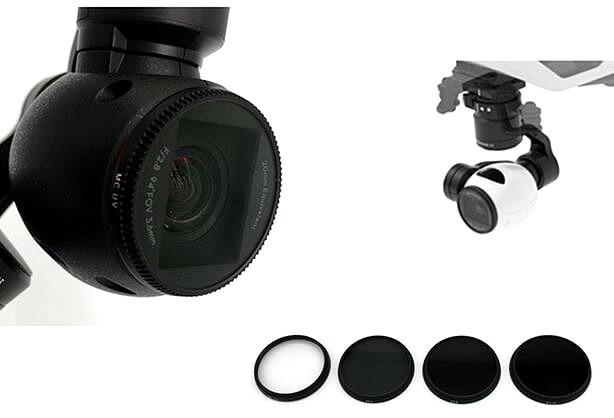 DJI Inspire 1 DJI OSMO  X3 Camera filter MCUV filter /ND4 /ND8 /ND16/ CPL FPV Camera accessories<br><br>Aliexpress