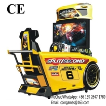 Need For Speed Coin Operated Simulator Machine Driving Car Racing Games
