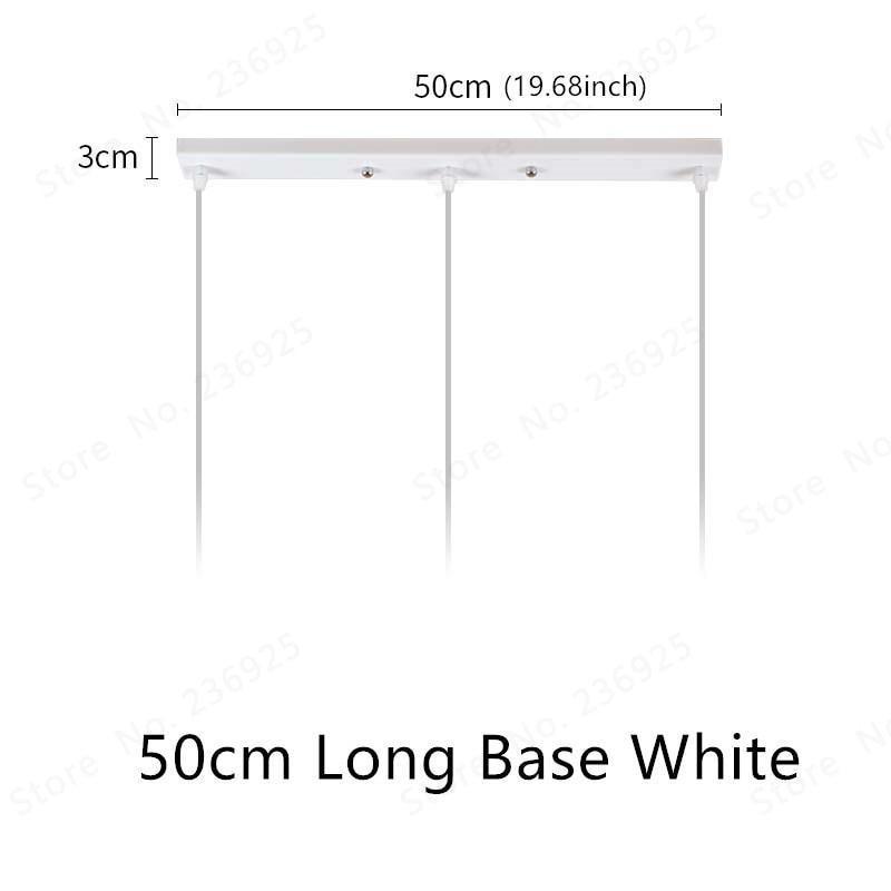 SKU_50cm Long Base White