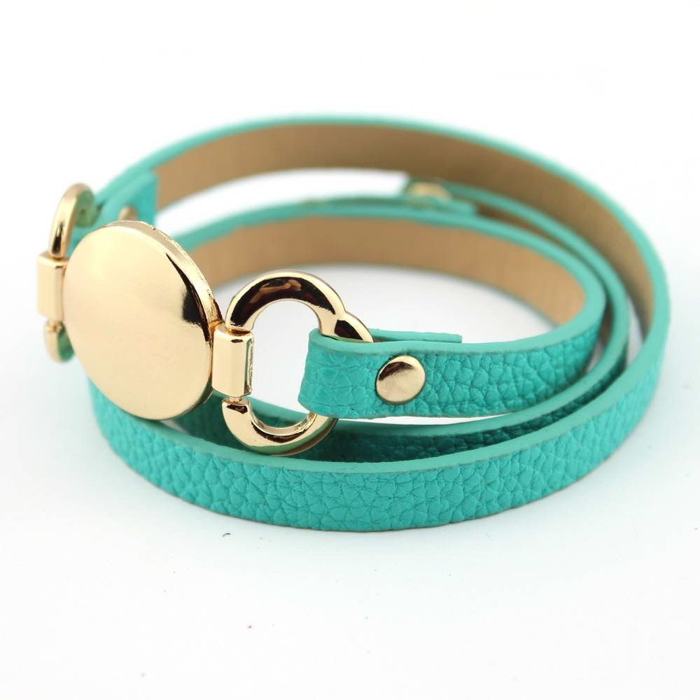 B1788 Gold Turquoise