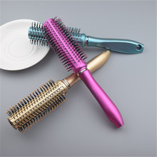 Hairdressing Brush Tool Comb Round Barrel Curling Air Brush Comb Professional Barber Salon Supplies -15