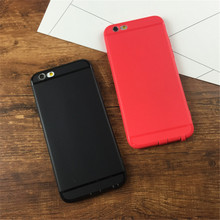 Fashion Brief Case For iPhone 7 Plus Solid Color Soft Silicon Phone Cases For iPhone 6 6S Colors TPU Ultrathin All Inclusive