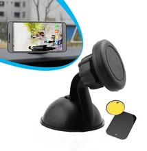 360 Degree Car Magnetic Windshield Dashboard Stand Mount Holder For Mobile Cellphone