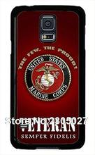 USMC Marines Veteran Marine Corps  cellphone case cover for Iphone 4S 5 5S 5C 6 Plus for Samsung galaxy S3 S4 S5 S6 Note 2 3 4