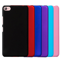 New Multi Colors Luxury Rubberized Matte Plastic Hard Case Cover For Lenovo S60 S60T Cell Phone Cover Cases