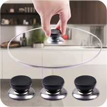 1pc Can Replace General Lid Handle Anti - hot Pot Lid Handle Glass Lid Head Kitchen Accessories Pot Cap