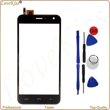 "Buy Front Glass Panel Touchscreen Homtom HT3 HT3 Pro 5"" Touch Sensor Touch Screen Digitizer Outer Glass Lens Replacement Tools for $6.90 in AliExpress store"
