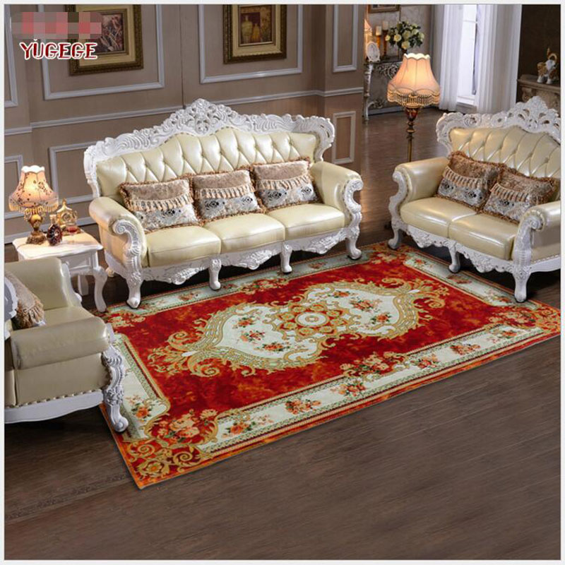 140 X 200CM Large Size Carpet Modern Home Supplies Anti Skid Carpets And Rugs For Living Room Bedroom Coffee Table