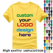 2017 Advertising brand tshirt short-sleeve blank tees OEM Custom Printed Personalized T-Shirts designer logo mens t shirt