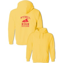 Rydell high Cheerleading Sweatshirt Men's Women's Girl's Boy's Hoodie Early Winter Jackets Cotton Coats Hip Hop Long Sleeve Tops(China)