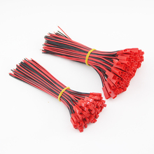 Buy 100 pair 150mm 15cm JST Connector RC Plane BEC LIPO Battery Li-po part Male Plug+Female Connect Cable Wire for $16.05 in AliExpress store