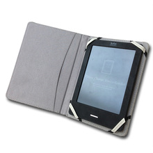 Leather case cover for Amazon kindle paperwhite 6 inch ebook reader universal cover