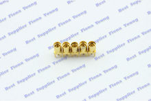 50 pcs\lot Wholesale MMCX female Jack Center Solder PCB Mount RF Connector Free Shipping(China)