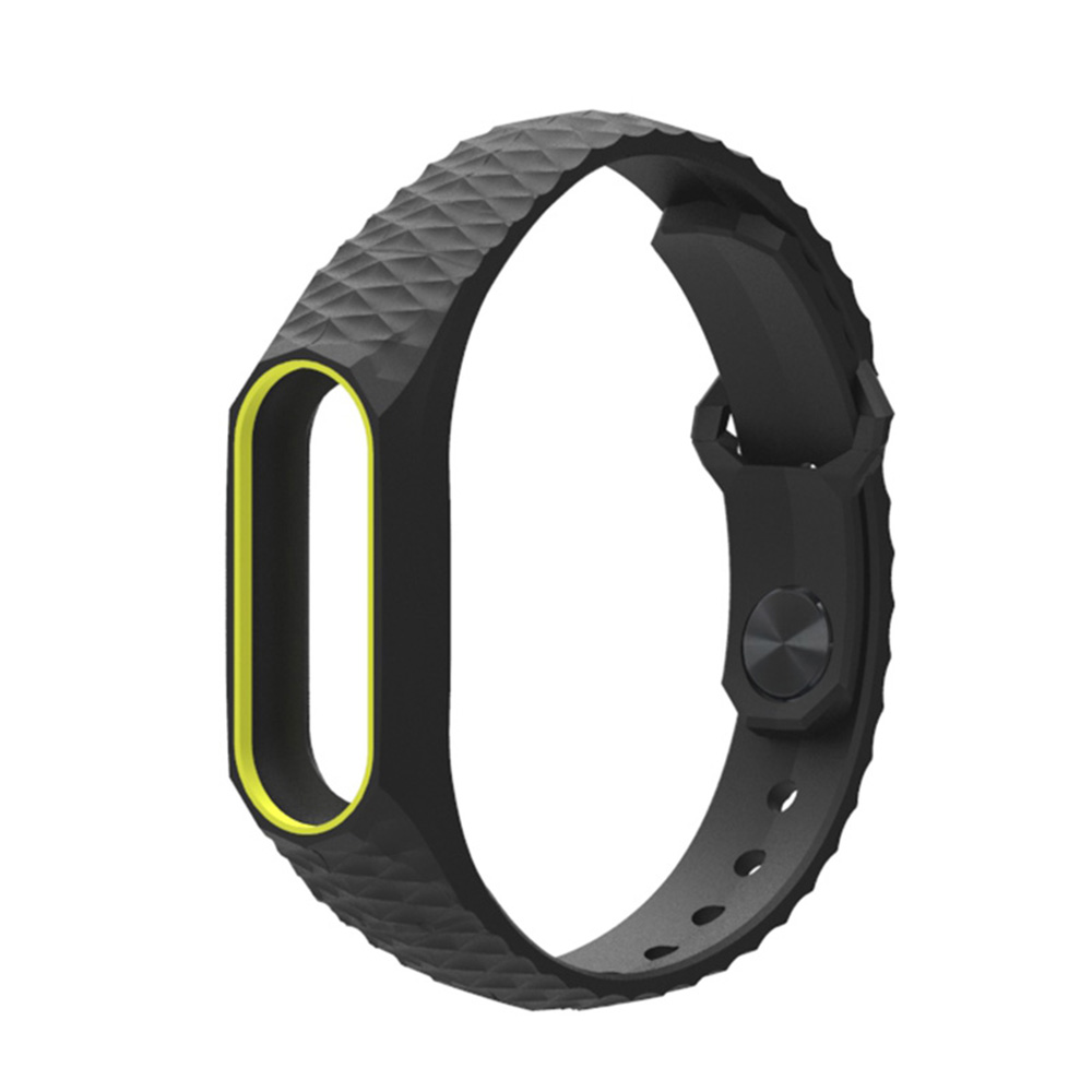 Mijobs Mi Band 2 Straps Bracelet For Xiaomi  Mi Band 2 Wristband Strap Durable Replacement Watchband Colorful Accessories