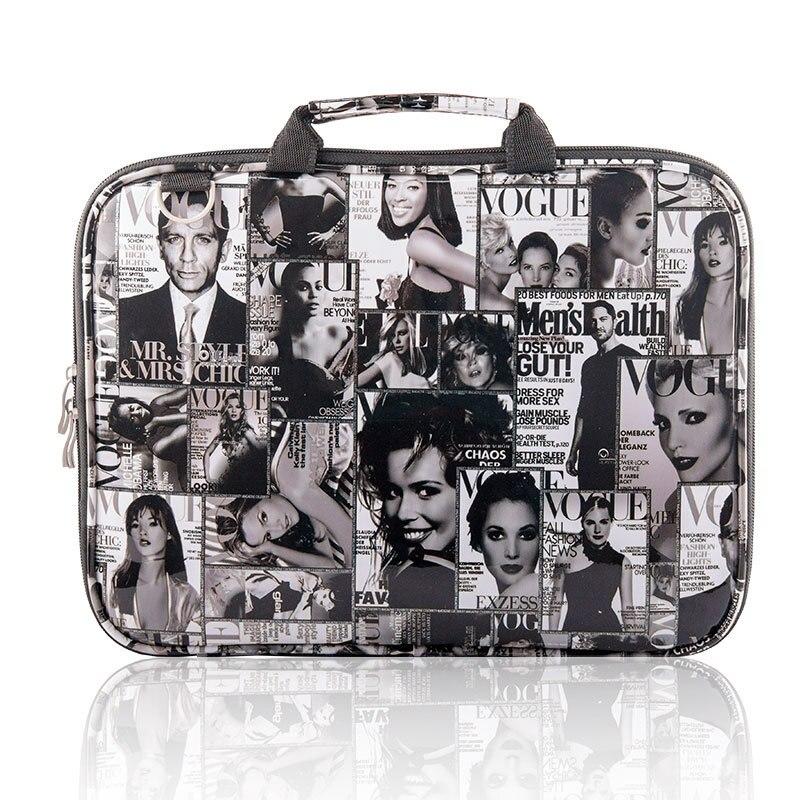 colorful print men women laptop sleeve bag case handbag notebook 11.6 13 15.6 inch for iPad macbook air pro<br><br>Aliexpress