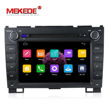 free shipping Car DVD Player for Great Wall Hover H3 H5 Greatwall Haval with Radio GPS navigation bluetooth 1080p video+8G MAP(China)