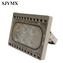 SJYMX New pushed Smallest Driverless LED Flood Light 20W 30W 50W AC185-240V