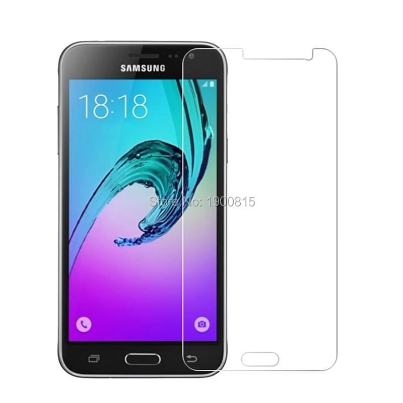 2.5D 0.26 Cristal Templado Premium para Samsung Galaxy J3 2016 J320 J320F Protector