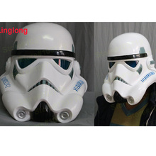 Hero Catcher  PVC Wearable Star Wars Cosplay Prop Stormtrooper Helmet Cosplay Mask In Stock  Stormtrooper Wearable Mask