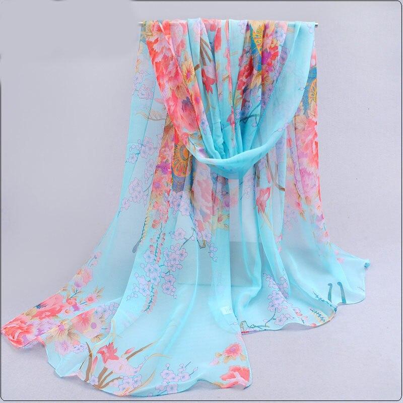 chiffon scarf 281-sb