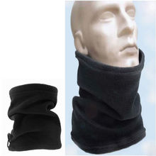 1 pcs Beautiful Polar Fleece Neck Men and Women All Appropriate Warm Headband Scarf echarpe femme